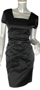 Ruidiya Classic Chic Cap Sleeved Classy Formal Lbd Little Pretty Dress