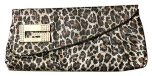 Guess Animal print Clutch
