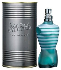 Jean-Paul Gaultier LE MALE by JEAN PAUL GUALTIER EDT Spray for Men ~ 4.2 oz / 125 ml