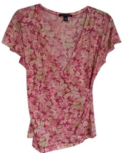 Banana Republic Top Rose