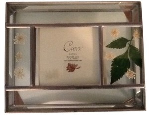 Carr Glass Box With Picture Frame
