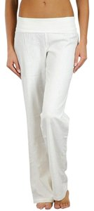 Yogi Wide Leg Pants White