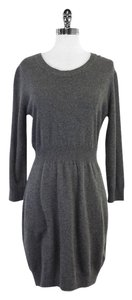 See by Chloé short dress Grey Wool Blend Sweater on Tradesy