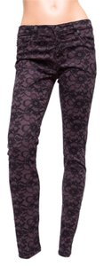 AG Adriano Goldschmied Soft Concord Sateen Skinny Jeans-Dark Rinse