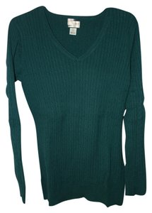 Motherhood Maternity Motherhood Maternity V-neck sweater teal