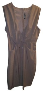 Akira short dress Brown on Tradesy
