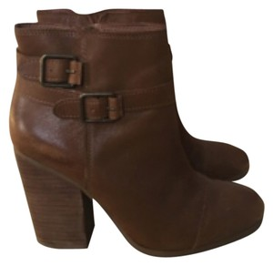 Lucky Brand Camel Boots