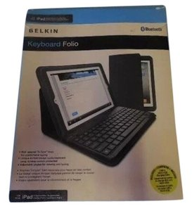 Belkin iPad 1,2,3 Case With Bluetooth Keyboard