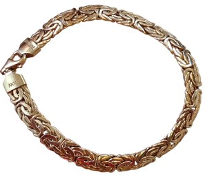 HEAVY 14k MADE IN TURKEY BRACELET