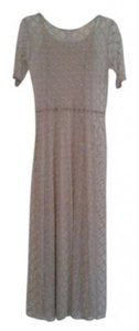 Champagne Maxi Dress by Only Hearts
