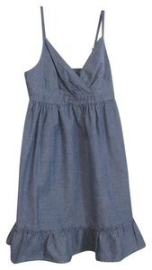 Faded Glory short dress Blue on Tradesy