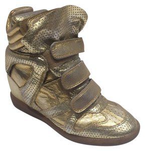 Isabel Marant Gold Athletic