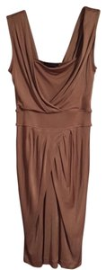 Banana Republic Silk Stretchy Classic Dress