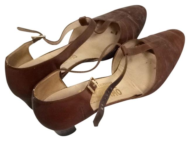 Item - Brown Leather Dg5754253 Formal Shoes Size US 9 Narrow (Aa, N)