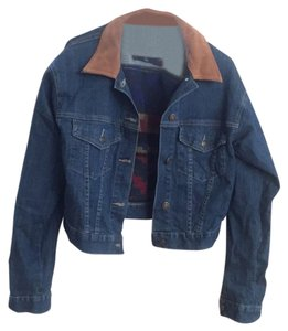 I Love H81 Womens Jean Jacket