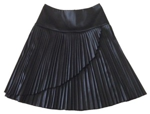 Arden B Pleated Skirt Black