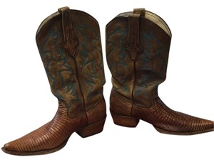Pecos Bill Teju Rustico/Butter Cup Boots