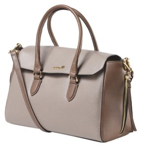 INNUE' Satchel in TAN