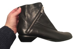 Everybody by BZ Moda Leather Black Boots