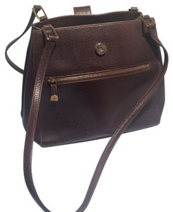Mark Cross Vintage Leather Shoulder Bag