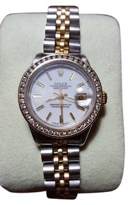 Rolex Ladies Rolex Datejust Diamond Watch