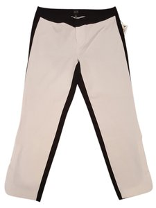 Saks Fifth Avenue Ave & Pants Capris White & Black