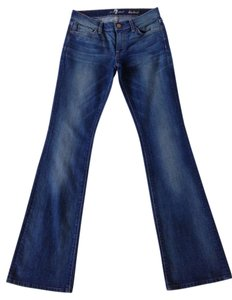7 For All Mankind Stretch Hudsons Citizens Of Humanity Boot Cut Jeans