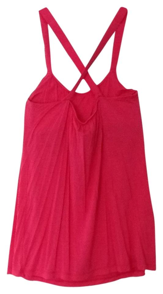 7e65213fd06 CAbi Power Pink Trapeze with Convertible Straps Tank Top/Cami Size 6 ...