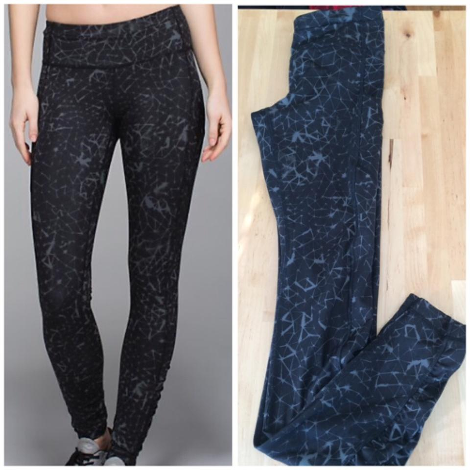 941166e57 Lululemon Like New Lululemon Speed Tight III Sz 4 Star Coal Crushed Black  Gray Image 0 ...