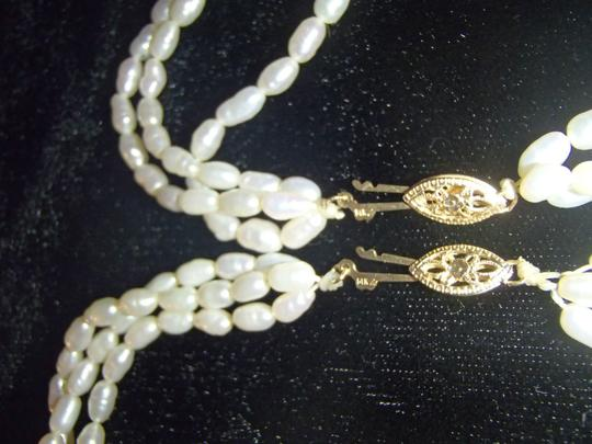 Other Beautiful Pearl Set Necklace 18