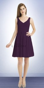 Bill Levkoff Plum 725 Dress