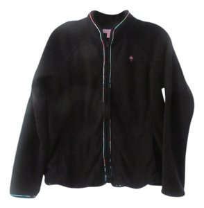 Lilly Pulitzer Lily black with multicolor trim Jacket