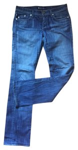 Rock & Republic Denim Boot Cut Jeans-Distressed