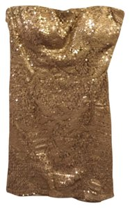 Guess Sequin New Year Party Dress