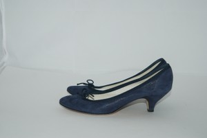 Repetto navy Pumps