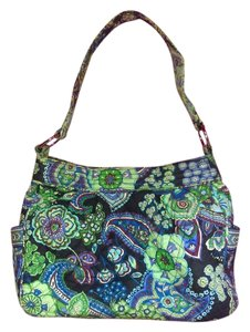 Vera Bradley Small Chic Pretty Shoulder Bag