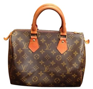Louis Vuitton Tote in Brown & tan