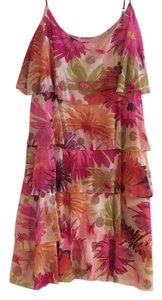 Weston Wear short dress Pink multi on Tradesy