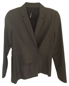 Charcoal/forest green Blazer