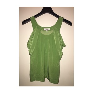 Tibi Top Green