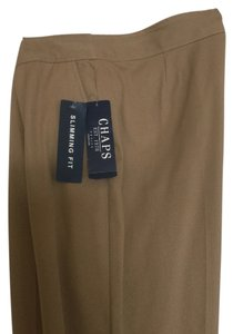 Chaps Trouser Pants Tan