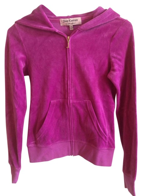 Juicy Couture Purple Sweater Juicy Couture Purple Sweater Image 1