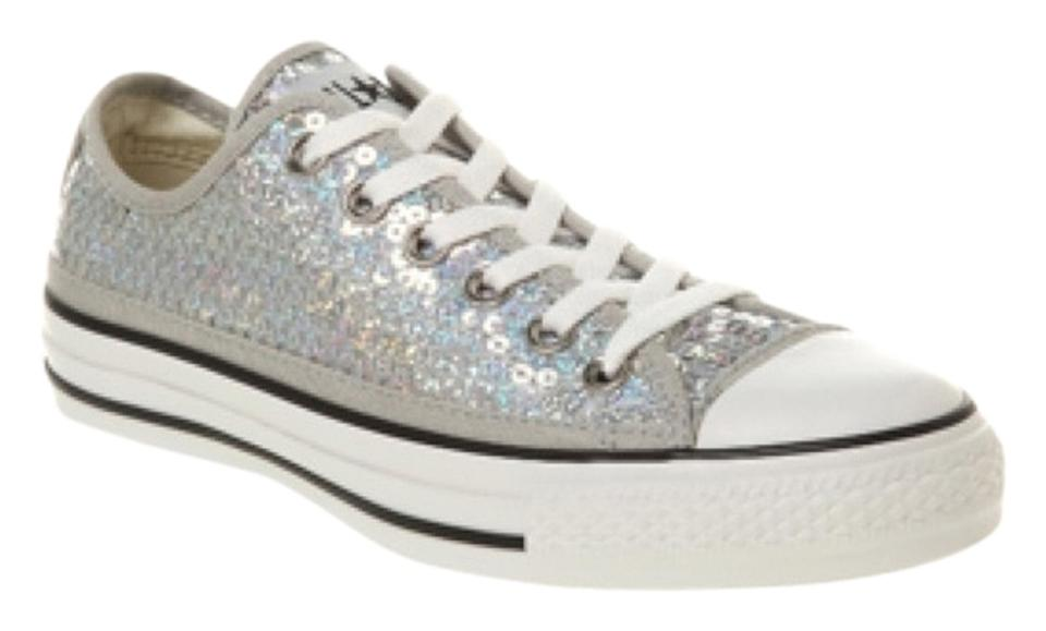 WOMEN Converse Chuck Silver Chuck Converse Sneakers Different products 2150a8