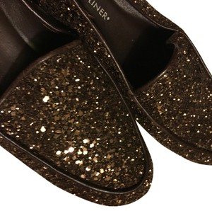 Donald J. Pliner CHOCOLATE (Crystal Blingy) Boots