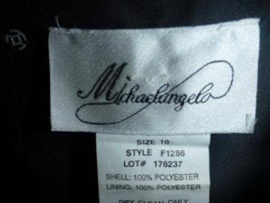 Michelangelo Black With White Accents F 1286 Dress