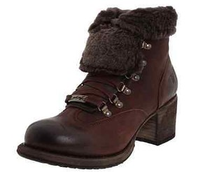Frye Chocolate Boots