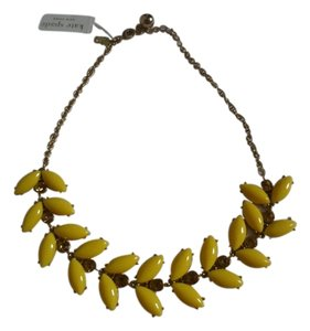 Preload https://item2.tradesy.com/images/kate-spade-yellow-olive-branch-necklace-1262046-0-0.jpg?width=440&height=440