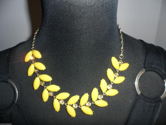 Kate Spade KATE SPADE Yellow Olive Branch Necklace
