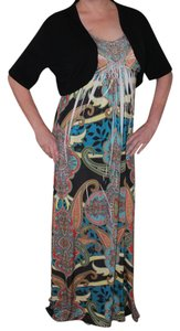 Multi Maxi Dress by Apartment 9 Modern Art