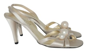 Christian Lacroix Bridal Pearl IVORY Sandals